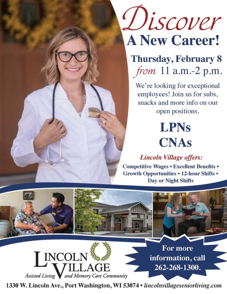 Lincoln Village Career Discovery Fair