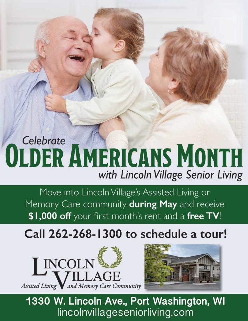 Lincoln Village May Rent Special